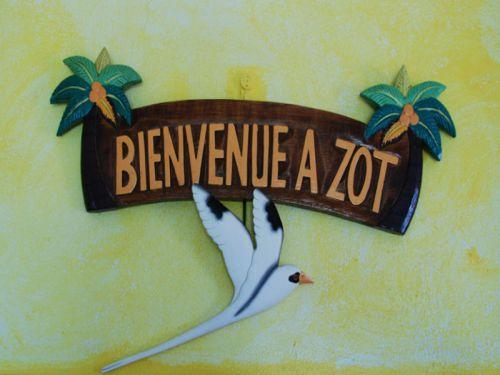 Oiseaux du Paradis - Le Bek Roz