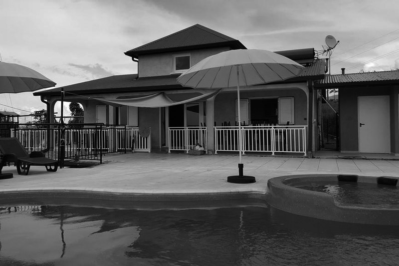 La Villa du Cratère